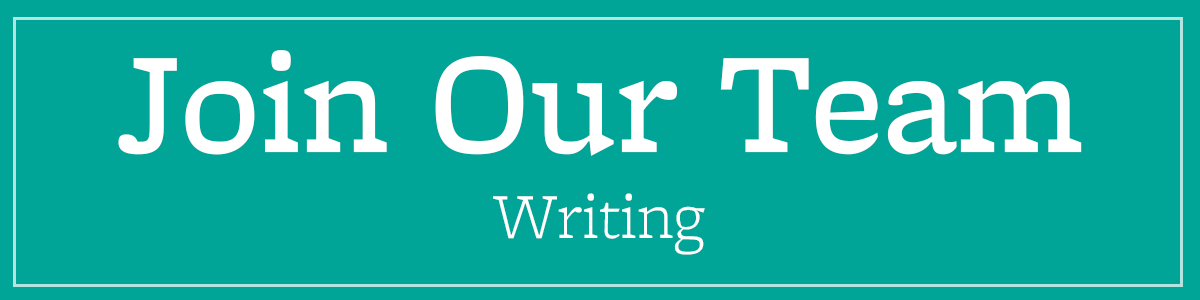 Join the Writing team!