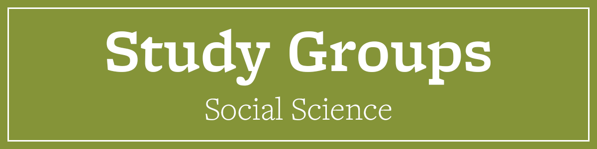 Study Groups Social Science