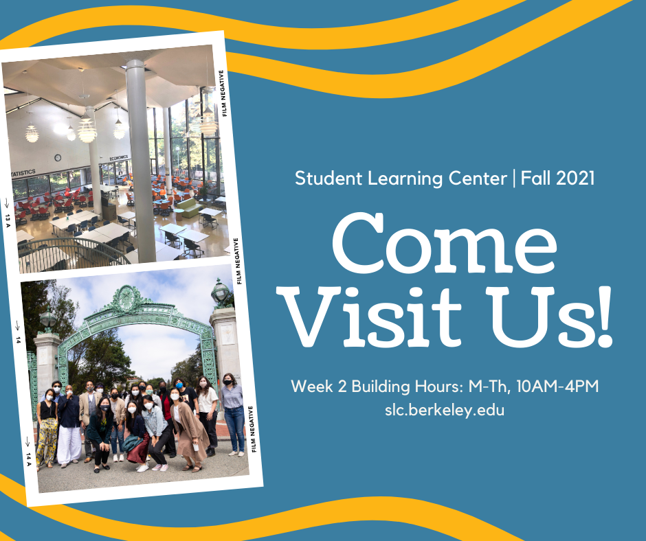 Come Visit the SLC Flyer