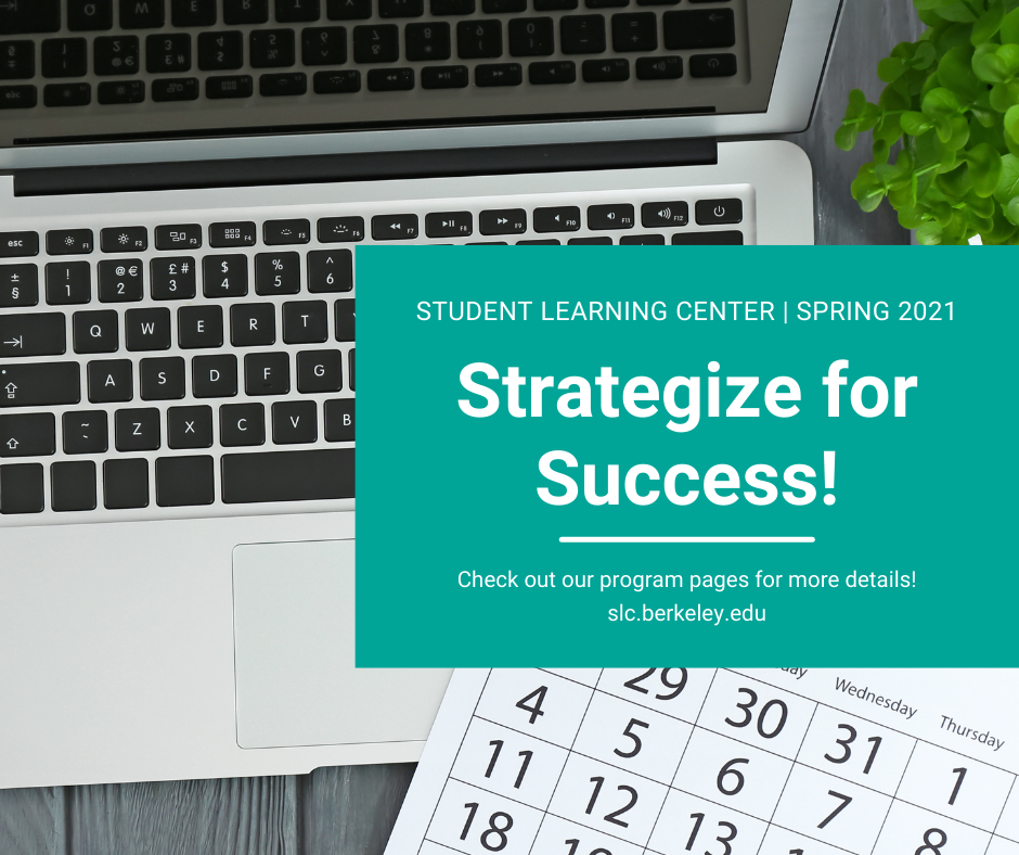 Strategize for Success Calendar Image